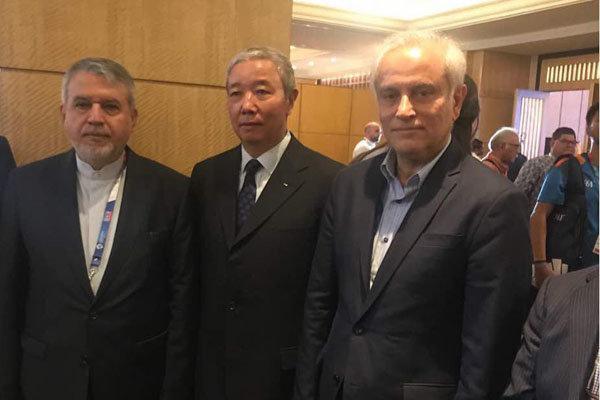 قول حمایتی نایب رئیس کمیته بین المللی المپیک به صالحی امیری
