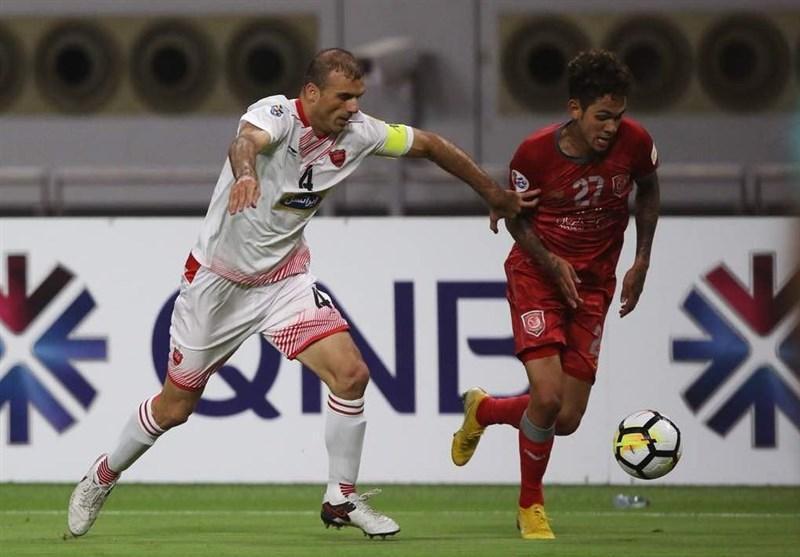 لیگ قهرمانان آسیا، پرسپولیس در خانه الدحیل باخت اما امیدوار ماند