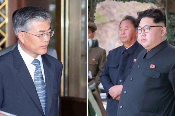 رئیس جمهوری کره جنوبی با 200 نفر به دیدار رهبر کره شمالی می رود