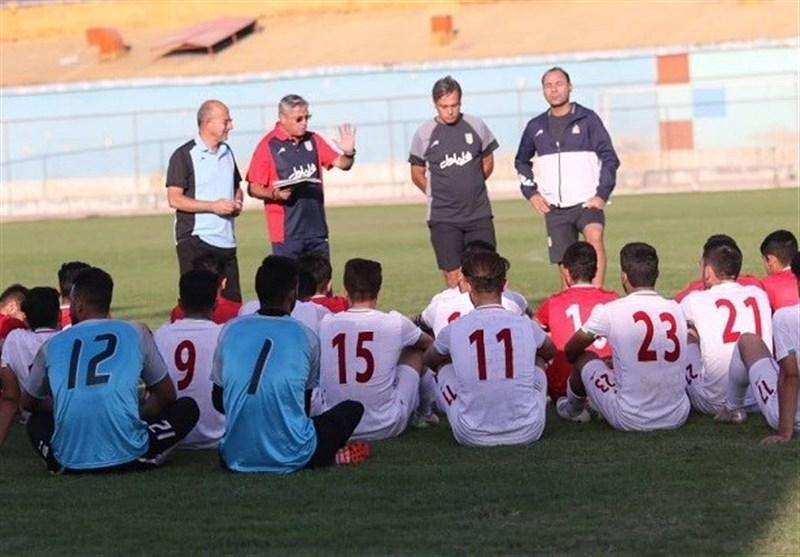 سهراب بختیاری زاده: بازی با عمان بهترین فرصت برای ارزیابی تیم امید است، با تیم های قدرتمندی همگروه شده ایم