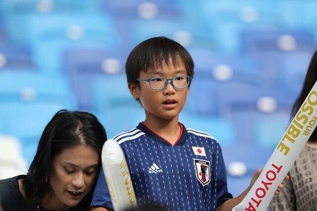تساوی در نیمه نخست دیدار ژاپن - ویتنام