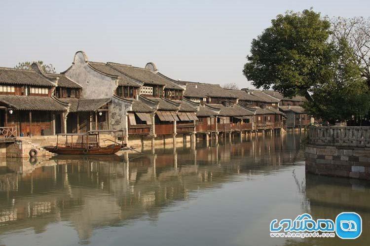 آشنایی با شهر آبی ووژن ، شهری باستانی در چین
