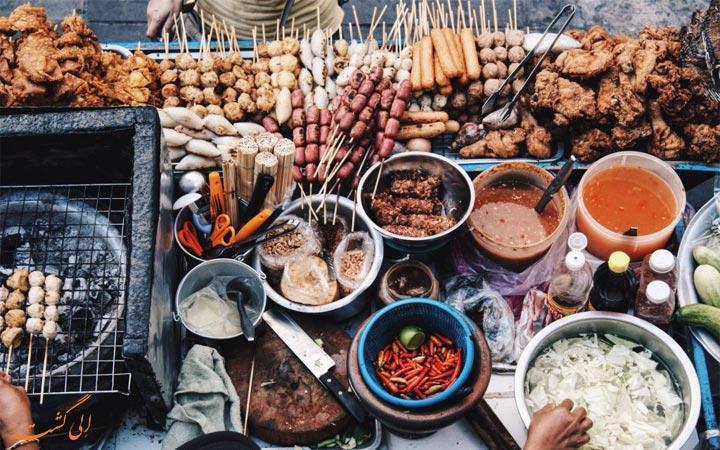 با این 6 غذای تایلندی در فلفل غرق شوید!