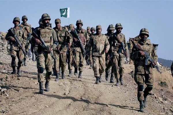 عارف علوی: پاکستان آماده جنگ با هند است