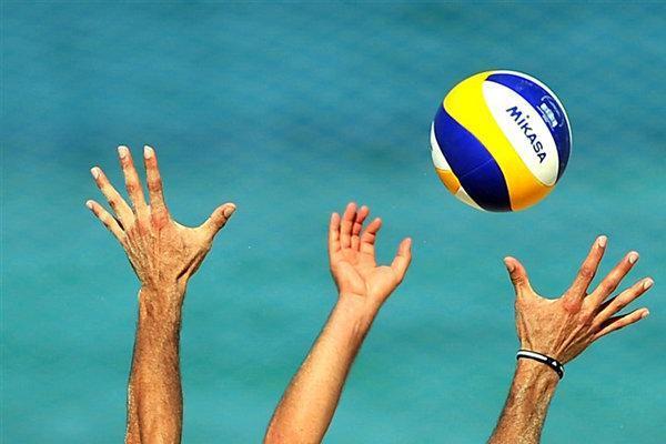 تیم های ملی والیبال ساحلی راهی تایلند شدند