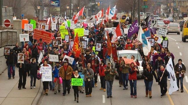 گزارشگران حقوق بشر سازمان ملل در خصوص سوابق حقوق بشری کانادا تحقیق می نمایند