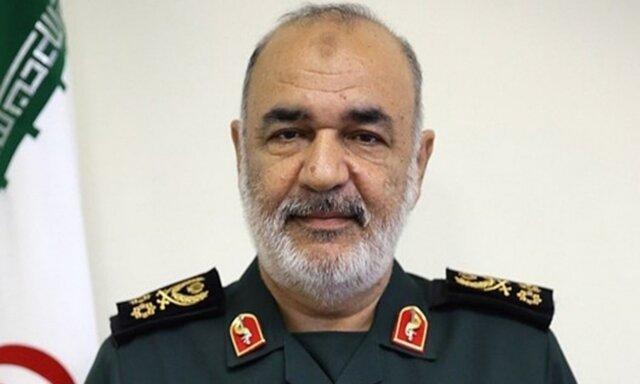 واکنش فرمانده کل سپاه به بیانیه مشترک سه کشور اروپایی: دروغ می گویند