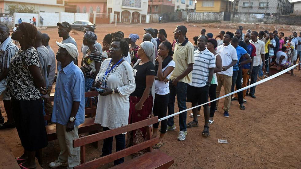 سیرالئون اولین انتخابات مبتنی بر بلاک چین در جهان را برگزار کرد