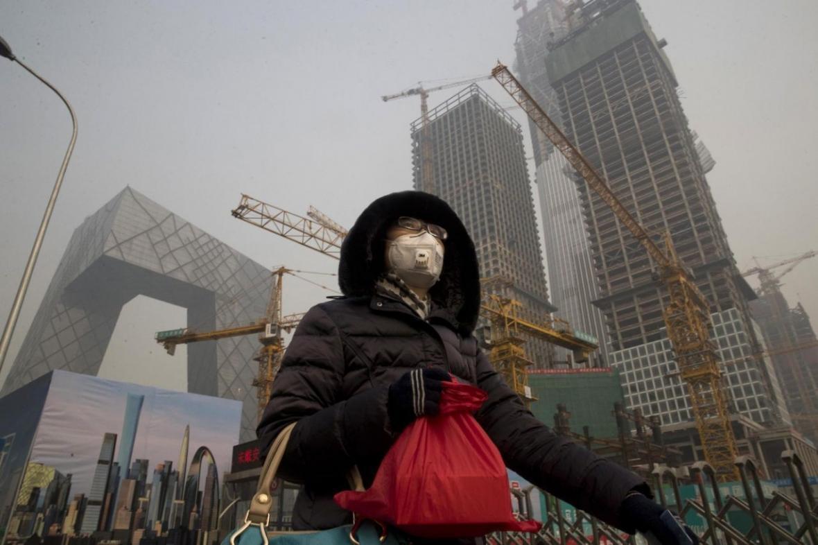 پکن برای آلودگی هوا پلیس زیست محیطی ایجاد می نماید
