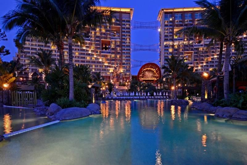 آشنایی با هتل Centara Grand Mirage پاتایا