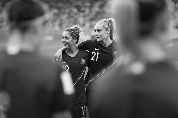 دور سوم مرحله گروهی جام جهانی فوتبال زنان به روایت تصویر