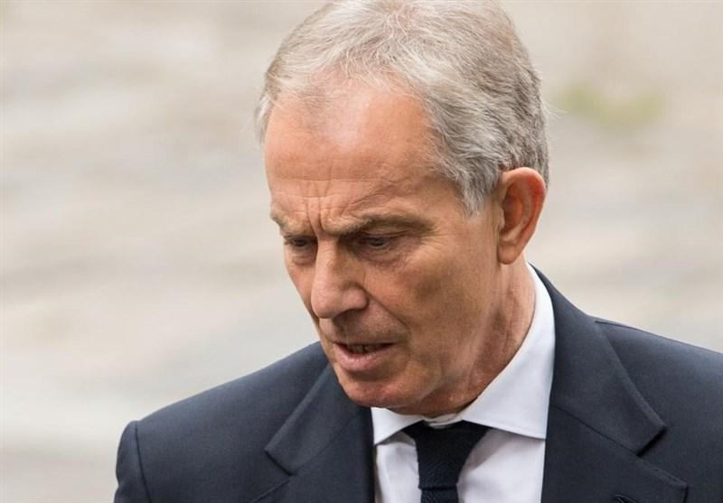 تونی بلر: بریتانیا دچار آشفتگی و سرگردانی شده، انتقاد از توافق تجاری بین لندن و واشنگتن