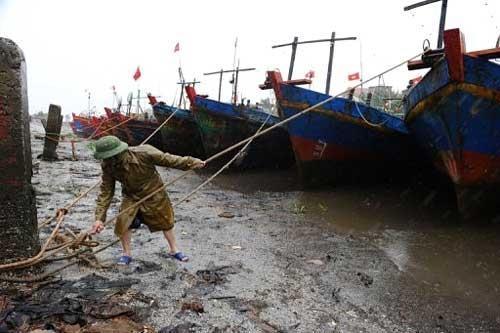 ویتنام برای توفان شدید استوایی آماده می گردد