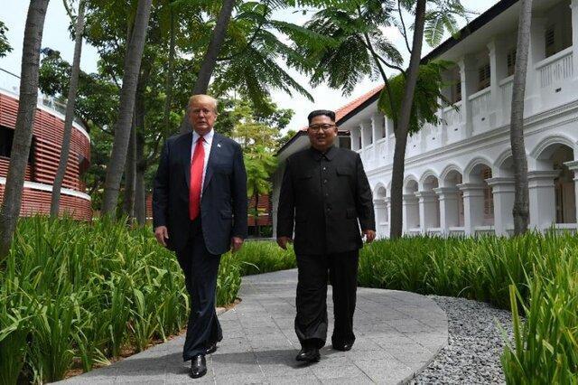 ترامپ: نشست ویتنام آخرین دیدار با اون نیست