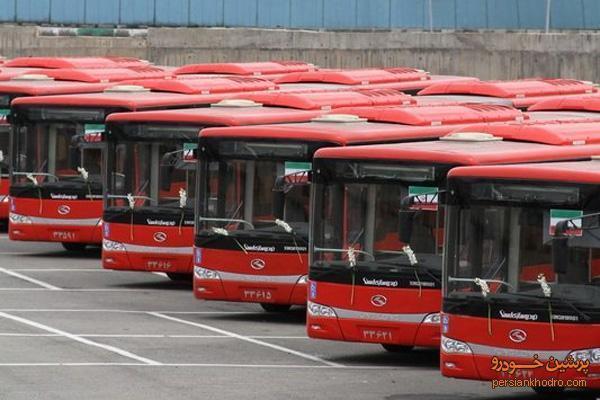 تهران نیازمند 2000 دستگاه اتوبوس جدید است
