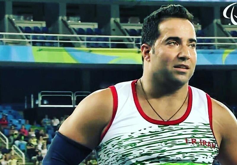 پارا دوومیدانی قهرمانی دنیا، نکویی مجد در پرتاب وزنه نقره و سهمیه پارالمپیک گرفت
