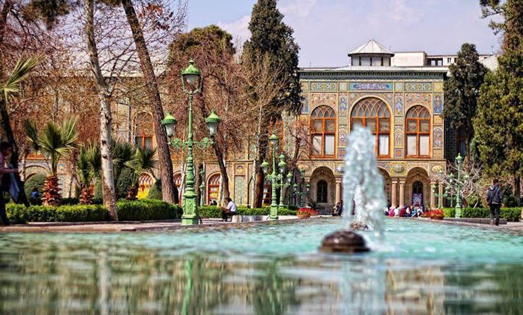 برنامه های مدیر جدید کاخ گلستان تشریح شد، از اجرای طرح راوی گلستان تا بازگشایی درب کاخ به روی پژوهشگران