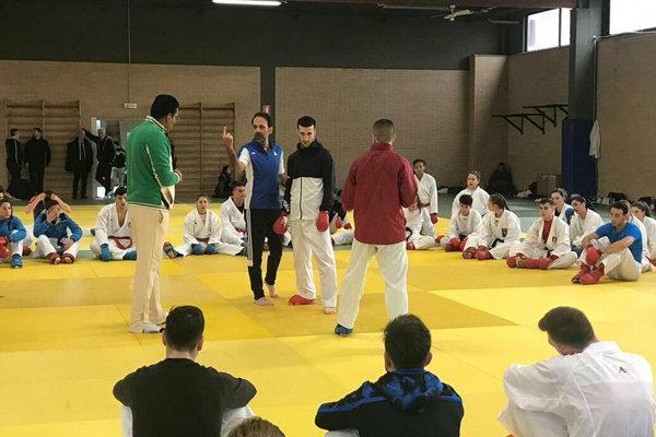 آغاز اردوهای تیم ملی کاراته در غیاب هروی، استعفای سرمربی جدی شد!