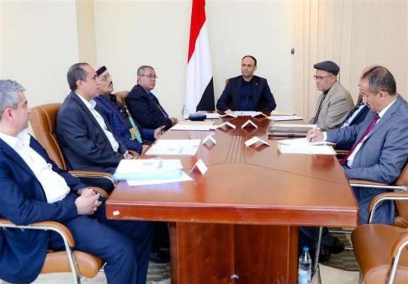 استقبال شورای عالی سیاسی یمن از کوشش ها برای توقف جنگ
