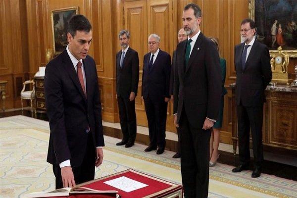 توافق احزاب سوسیالیست و پودموس اسپانیا با تشکیل دولت ائتلافی
