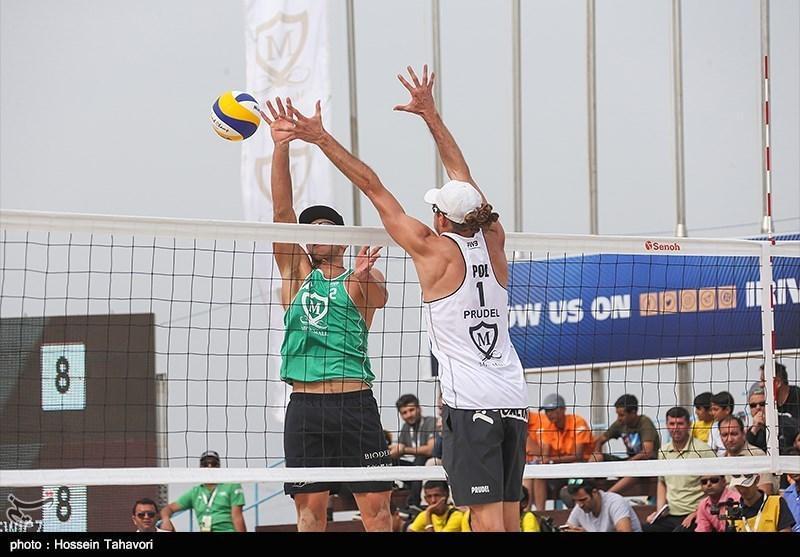تور والیبال ساحلی تایلند، نمایندگان ایران با پیروزی شروع کردند