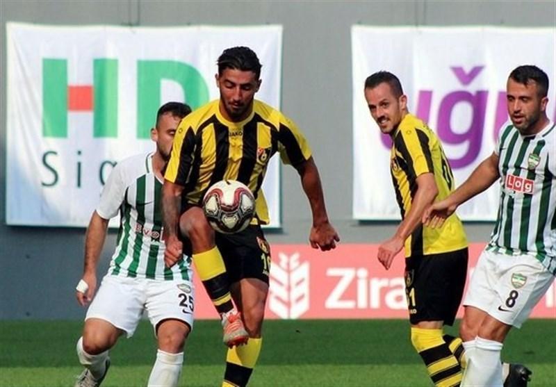 رئیس باشگاه استانبول اسپور: صیادمنش به فنرباغچه برگشت