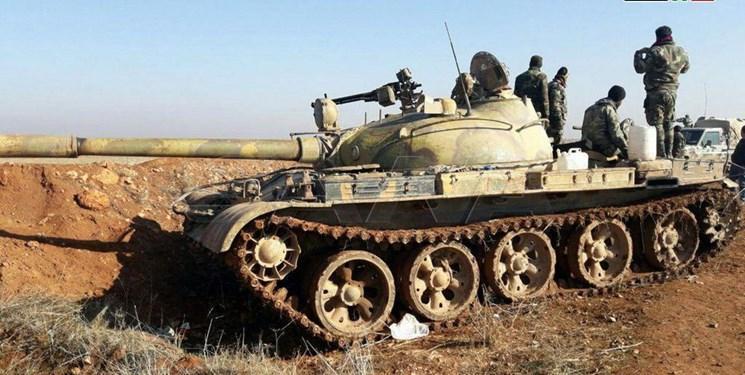 ادلب؛ پشتیبانی ترکیه از گروه های مسلح مانع پیشروی ارتش سوریه نشد