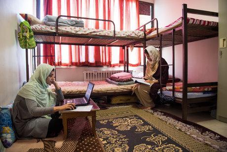 ثبت نام اسکان در خوابگاه های دانشگاه الزهرا(س) از 15 بهمن شروع می گردد