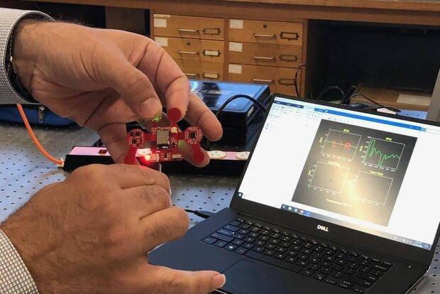 فناوری پوشیدنی که فشار خون را در هر حالتی اندازه می گیرد