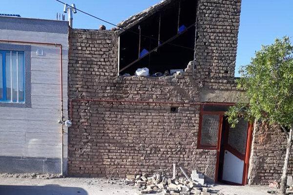 انفجار یک واحد مسکونی در اسفراین یک کشته برجا گذاشت