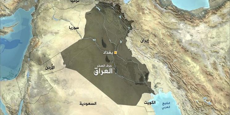 حمله جنگنده های آمریکایی به پایگاه حزب الله عراق در بابل
