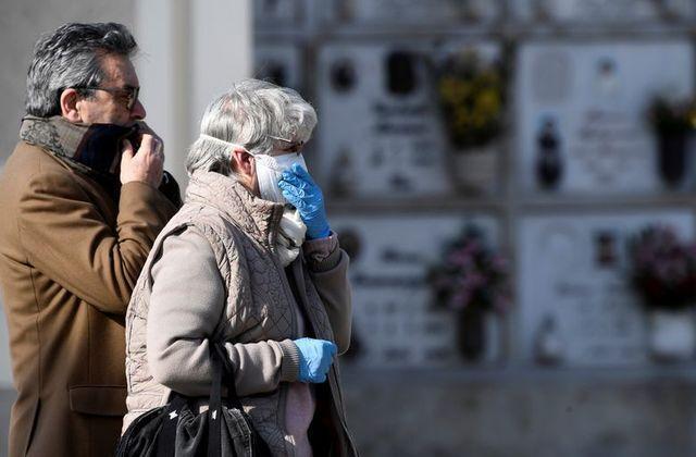 خبرنگاران شمار جان باختگان کرونا در ایتالیا از 10 هزار نفر فراتر رفت