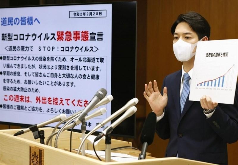 اعلام شرایط فوق العاده در هوکایدو درپی افزایش مبتلایان به کرونا