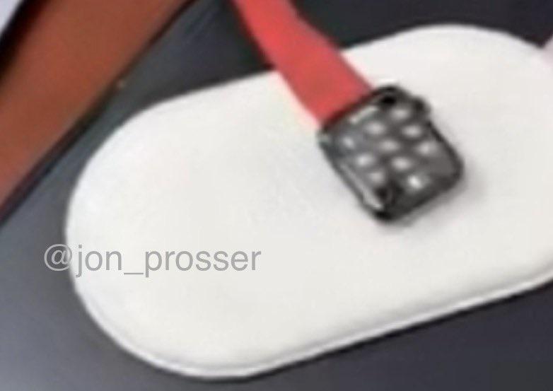 نسخه جدید شارژر بی سیم اپل AirPower
