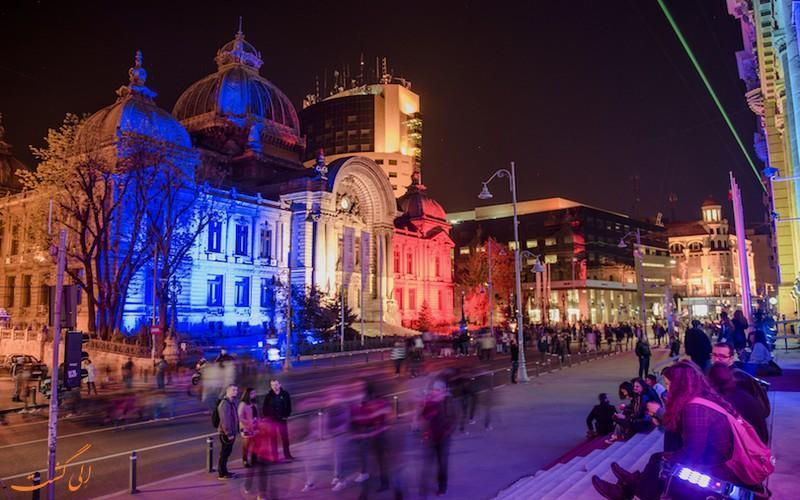 معروف ترین جاذبه های گردشگری بخارست؛ رومانی