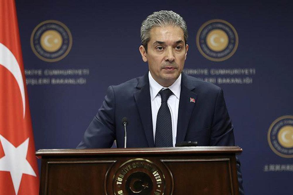 حمله لفظی ترکیه به فرانسه: اروپا را تنها گذاشته اید