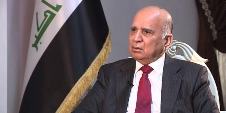 تماس تلفنی وزرای خارجه سه کشور عربی با وزیر خارجه جدید عراق