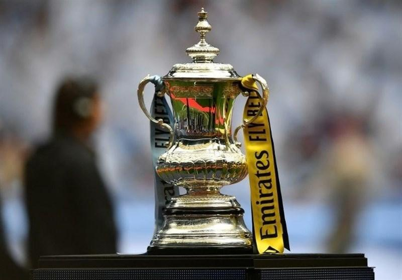 تاریخ برگزاری بازی های جام حذفی انگلیس تعیین شد