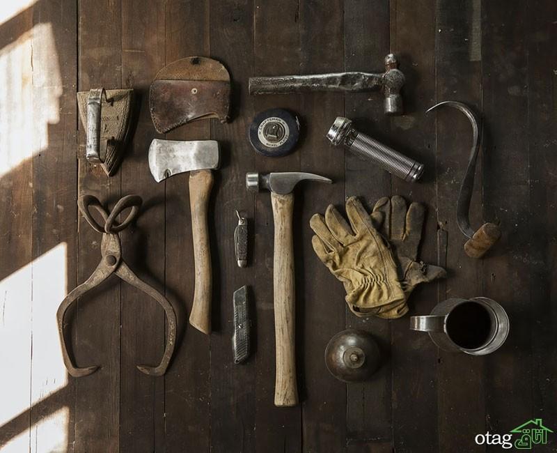 مهارت های ساده اما حرفه ای در نجاری