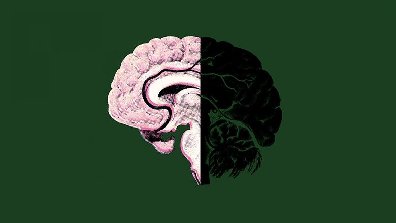 5 روشی که مغزتان به شما دروغ می گوید