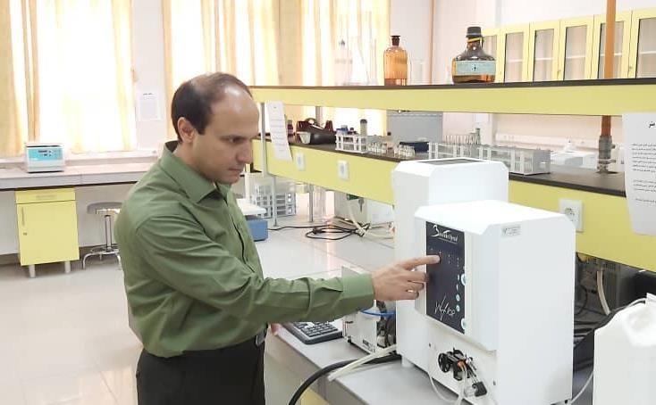 فعالیت 30 دانشجوی تحصیلات تکمیلی در مرکز تحقیقات نانوذرات بیولوژیک در پزشکی