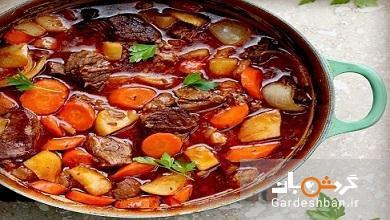 تاس کباب؛ مقوی ترین غذا برای فصل پاییز