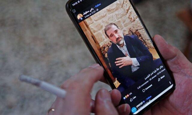 خانواده رامی مخلوف، تاجر سوری از لبنان به امارات رفتند