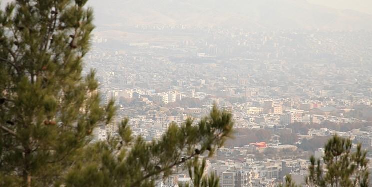 تداوم آلودگی هوا در تهران
