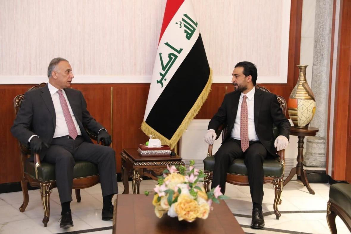 خبرنگاران الکاظمی و الحلبوسی آخرین اوضاع عراق را آنالیز کردند