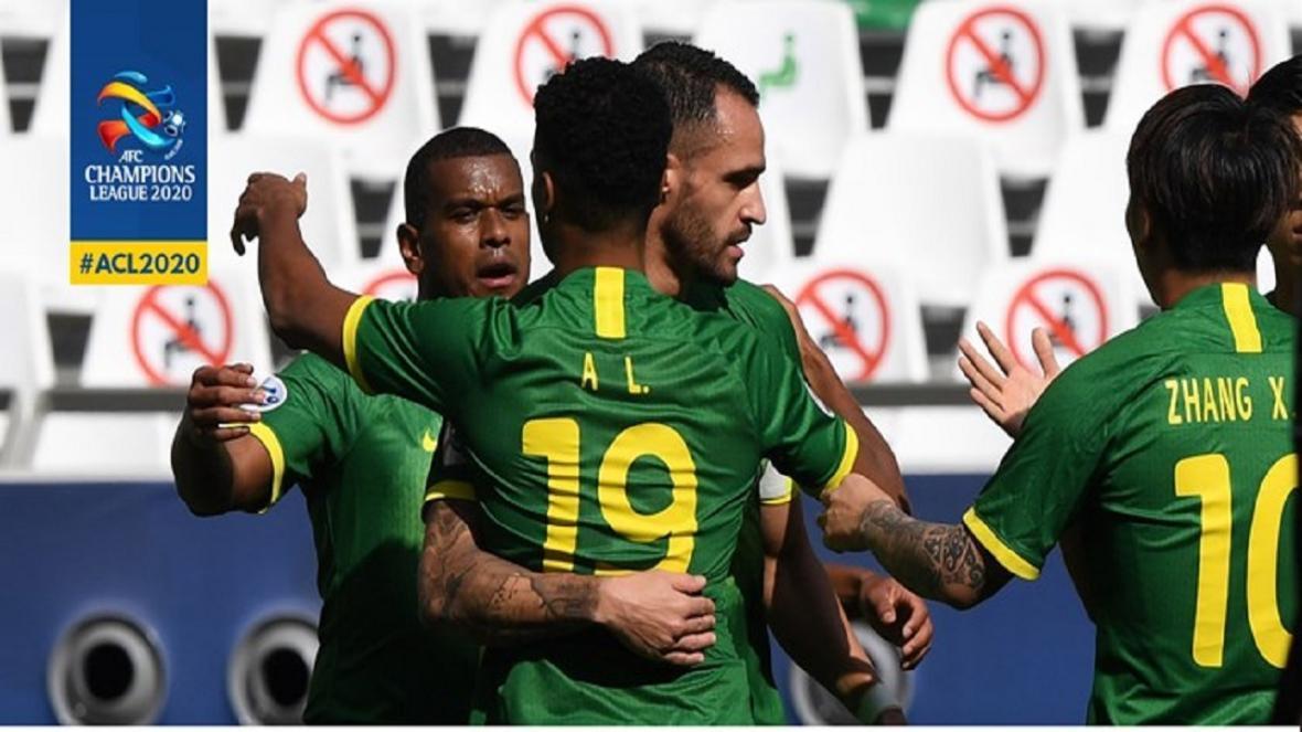 پیروزی نماینده چین با درخشش برزیلی ها مقابل سئول
