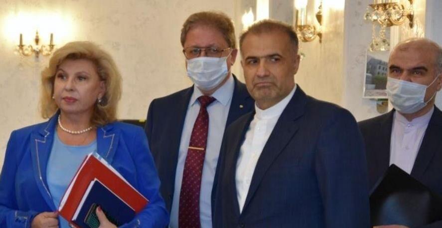 خبرنگاران تاکید رئیس کمیسیون عالی حقوق بشر روسیه بر رسیدگی به مسائل تردد ایرانیان