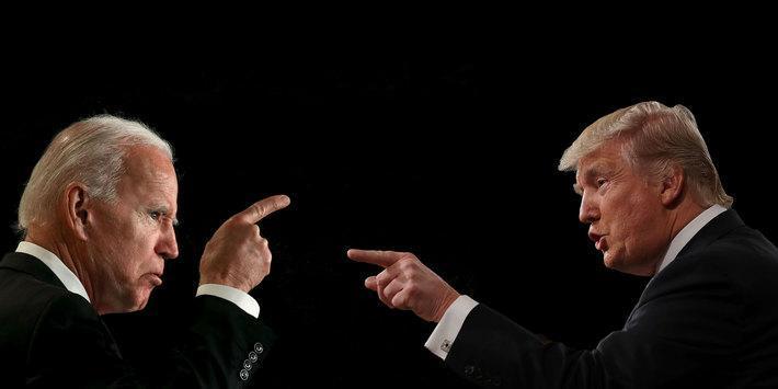 آخرین اخبار از انتخابات آمریکا ، شانس پیروزی بایدن بیشتر است یا ترامپ؟