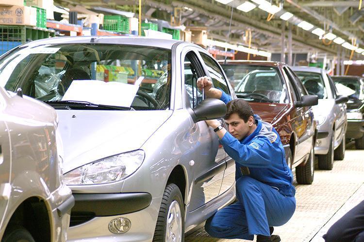 قیمت محصولات ایران خودرو در روز یکشنبه 25 آبان