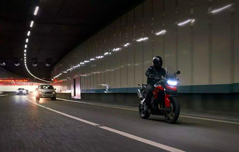 تریومف تایگر 850 ماجراجویی با موتورسیکلت را دردسترس تر می نماید
